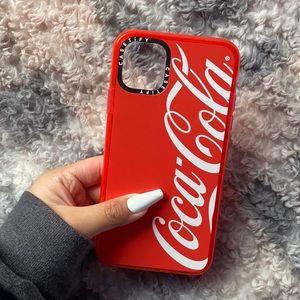 Coca Cola Casetify apple iphone 11 pro max case